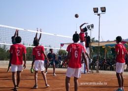 CBSE Cluster 9 - Volleyball 2015 - Rajkot