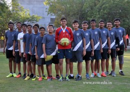 Interhouse Football Competition 2015-16