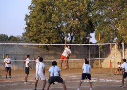 Interhouse Volleyball Competition 2015-16