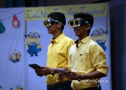 SAMARPAN 2016: Teachers' Day Celebration