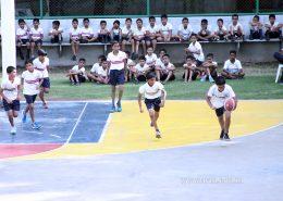 Inter House Basketball Tournament 2016-17