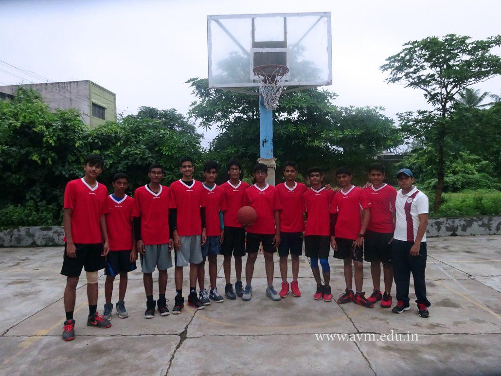U-17 State Level Basketball 2016-1